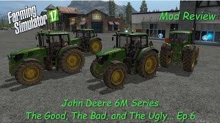 "[""Farming Simulator"", ""Farming Simulator 2017"", ""Farming"", ""Simulator"", ""Mod"", ""Review"", ""1080p"", ""60fps"", ""Goldcrest Valley"", ""Goldcrest"", ""Valley"", ""2017"", ""Mod Review"", ""FS17"", ""Simulation"", ""John"", ""Deere"", ""Dear"", ""John Deere"", ""6M"", ""John Deere 6m"","