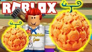 Roblox - Mua Ăn Được Trái Quỷ Mera Mera No Mi | One Piece Millenium
