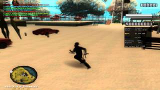Gta San Andreas C-HUD / Interface edit by Tobeei
