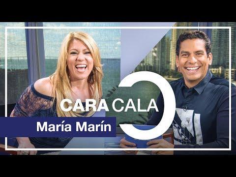 """Cara a Cala - Entrevista a María Marin """"Atracción y fidelidad"""". Ismael Cala"""