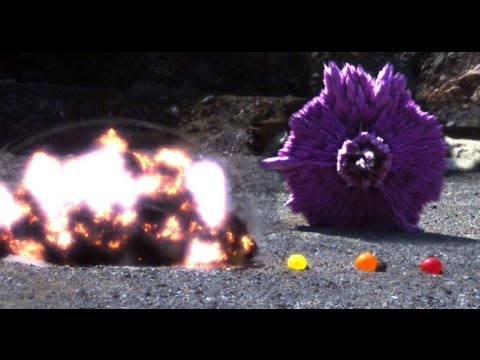 Download Youtube: Explosion Shockwave in slow motion - Slo Mo #30 - Earth Unplugged