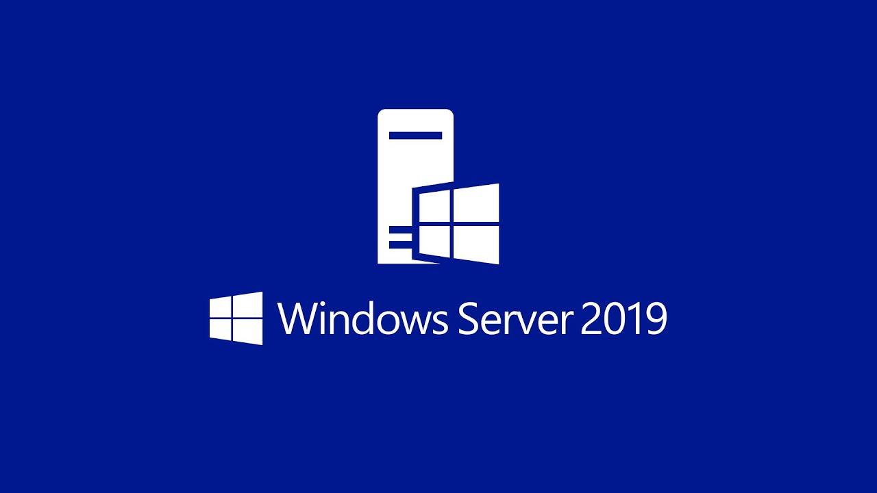 Установка Windows Server 2019 на VirtualBox. - YouTube