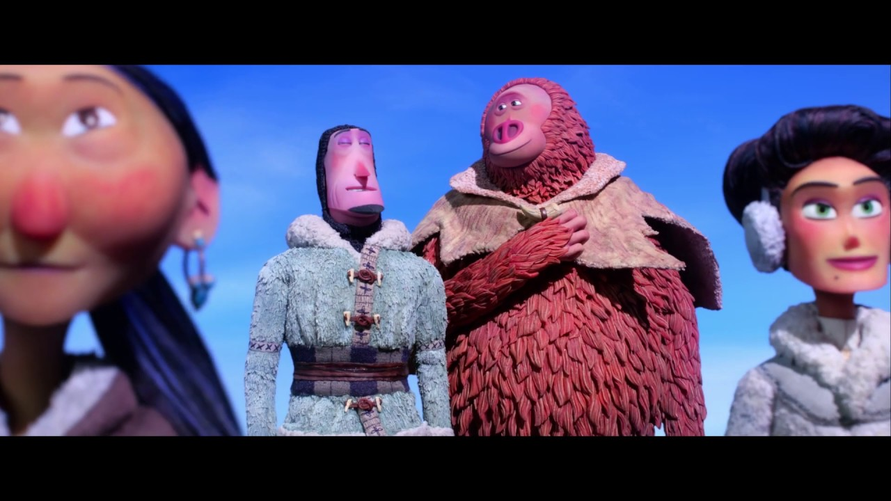'Missing Link' Clips and Featurettes Go Behind the Scenes of LAIKA's Latest