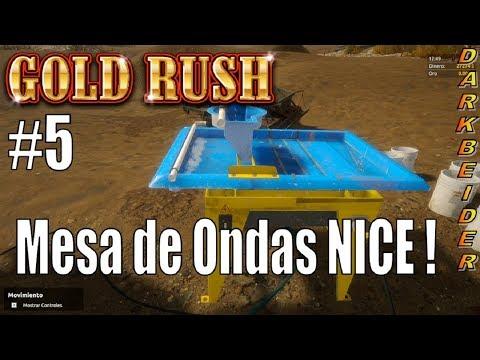 Gold Rush The Game #5 Mesa de Ondas = Dinero y oro - Gameplay Español