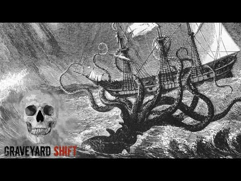 The Origins Of The Kraken Sea Monster