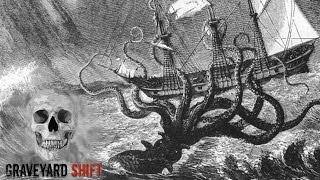 The Origins Of The Kraken Sea Monster