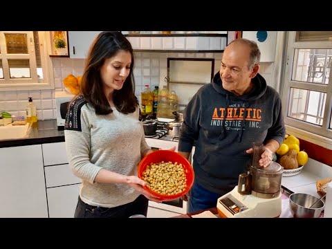 3-Ingredient Hummus Recipe From Nazareth