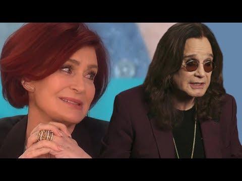 Heather Burnside - WATCH: Sharon Osbourne Gives Tearful Update On Ozzy's Health
