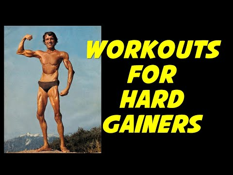 Hardgainer Workouts With 20-Rep Squats and Deadlifts