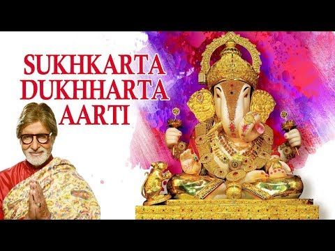 amitabh-bachchan---sukhkarta-dukhharta-(full-aarti)-|-ganesh-aarti-|-times-music-spiritual