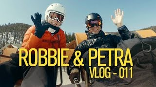 Best skiing in Colorado - DINK Vlogging Couple