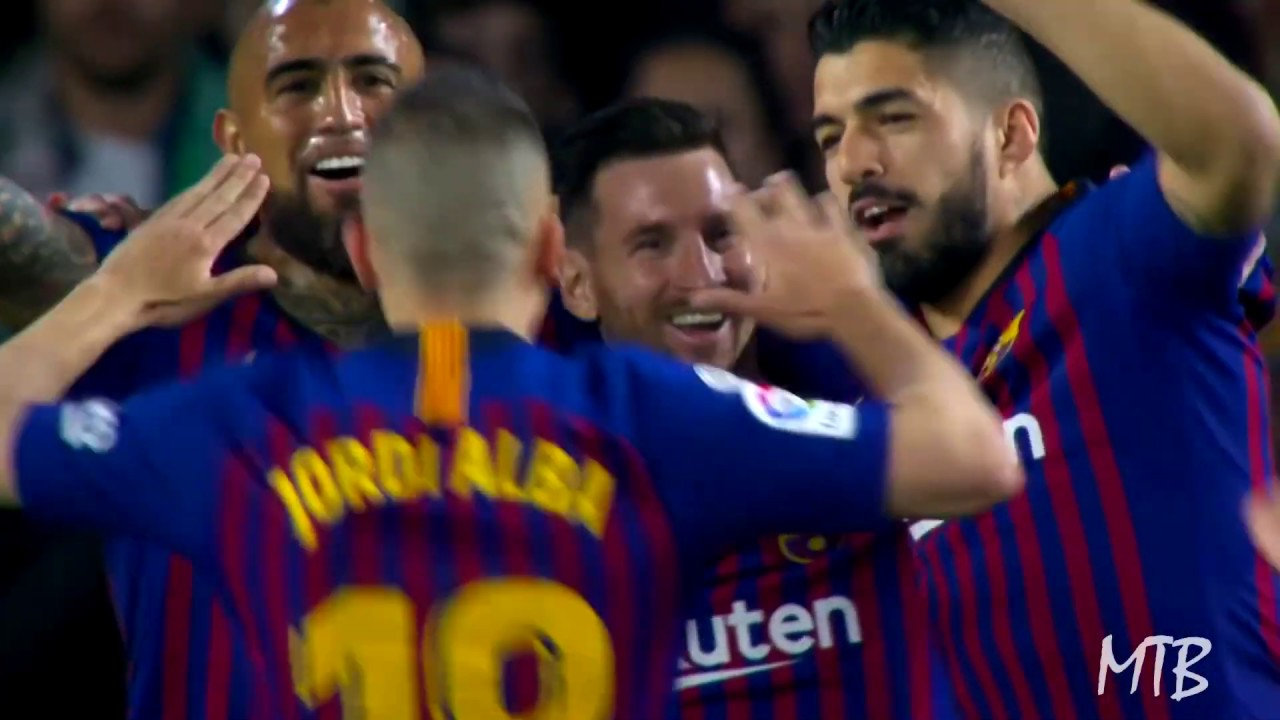 Lionel Messi ● All 36 La Liga Goals in 2018/2019 ● Golden Boot Winner...?