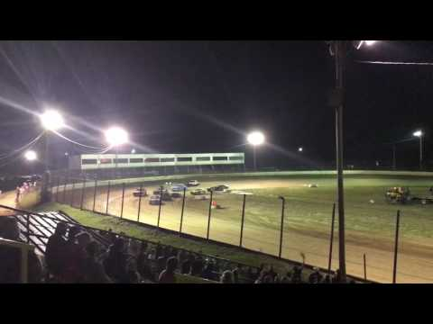 Jackson Motor Speedway 6/10/17 Factory Stock Last Chance Race