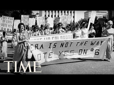 Celebrating Women's Equality Day | TIME