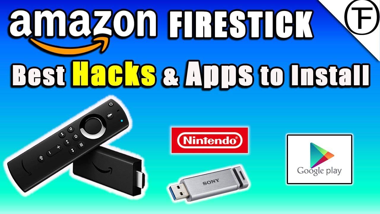 Download Fire Stick TV - Best Apps / HACKS To Get!  🤓