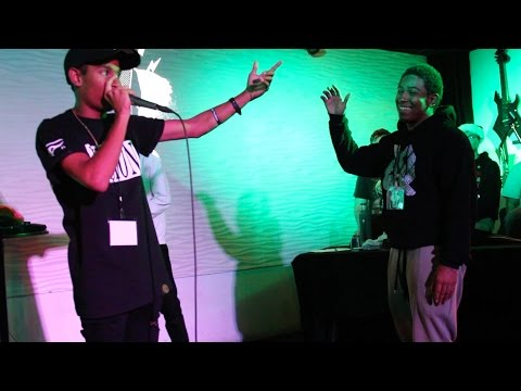 GeometrickFX vs Oreo / Top 16 - L.A. Beatbox Battle 2016