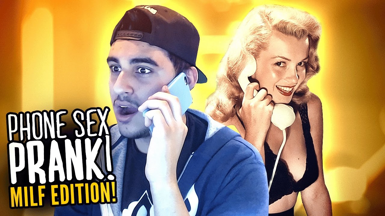 Phone Sex Prank 116
