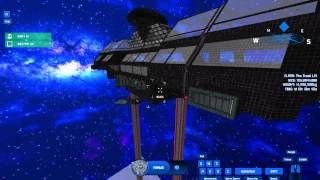 Construction + Blockade Runner #0 = New Beginnings