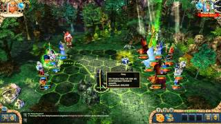 Let's Play King's Bounty Warriors of the North [043] Magiermeister Nilrem