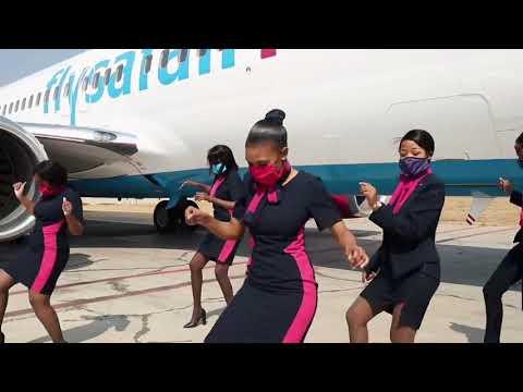 Worldwide Airlines Jerusalema Dance Challenge 🎶