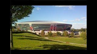 Донбасс Арена сейчас   Donbass Arena now