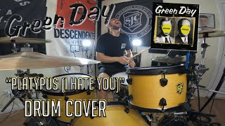 Green Day | Platypus (I Hate You) | Drum Cover