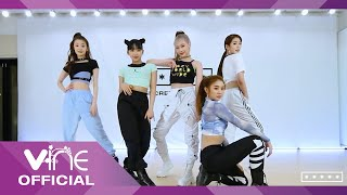 "SECRET NUMBER ""Who Dis?"" Dance Practice (Moving ver.)"