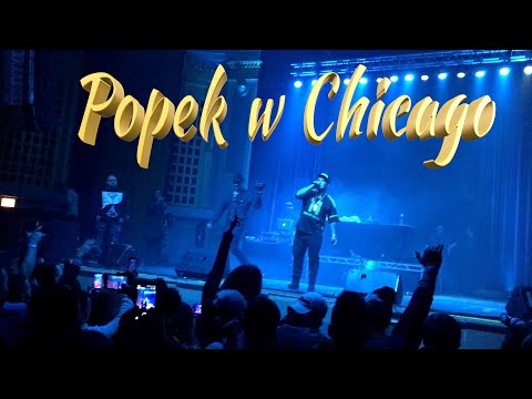 Popek w Chicago Koncert w Portage Theater