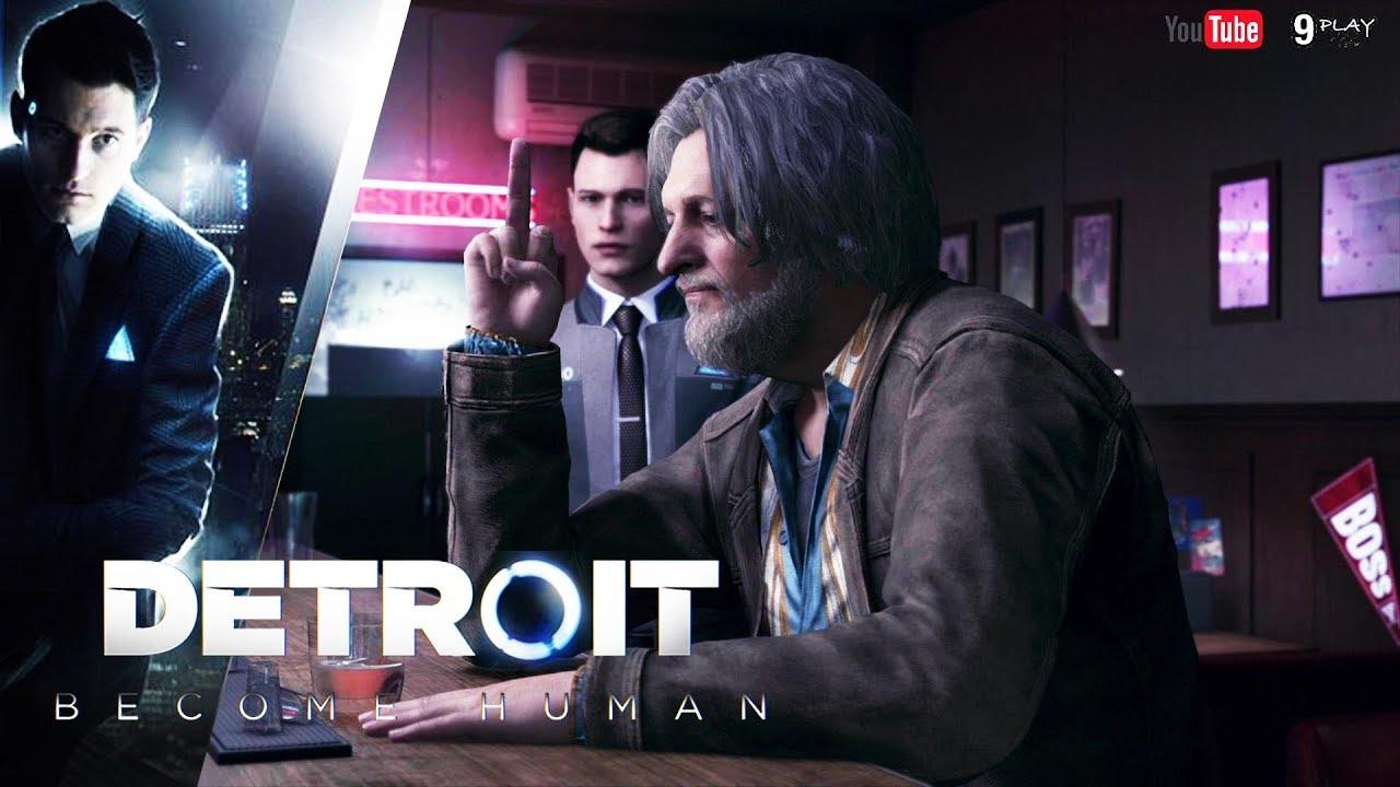 【底特律:變人】康納與漢克|人機拍檔|搞笑時刻(Detroit: Become Human) - YouTube