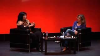 Festival Eñe 2014: Almudena Grandes y Berna González cara a cara