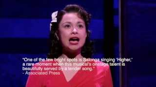 Raves for Lea Salonga's 'triumphant' Broadway comeback