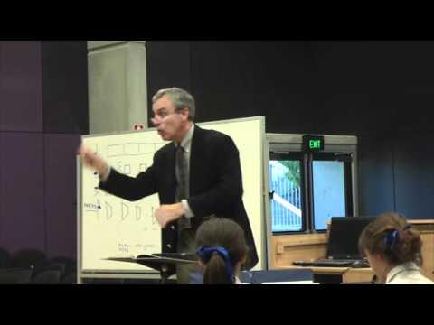 Mark Fonder in Rehearsal, part 6