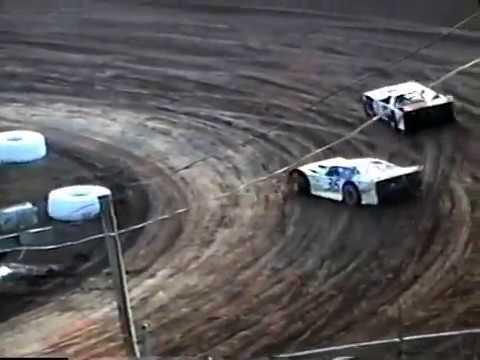 1991 I-77 Speedway (Jackson County WV) Semi Late Hot Laps - i77 i 77 semi-lates