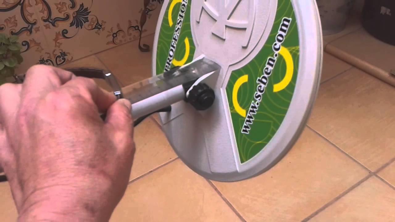 Schema Elettrico Per Metal Detector : Seben extremen youtube