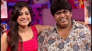 Jabardasth - Roller Raghu Performance on 25th July 2013