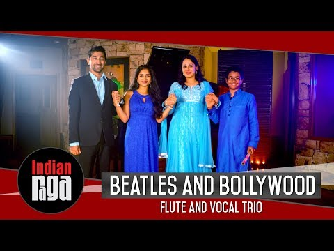 Flute and Vocal Trio | I Want To Hold Your Hand (Beatles)
