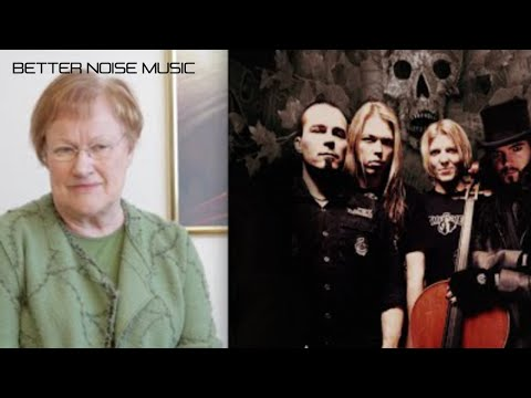 Finland's President Listens to Apocalyptica