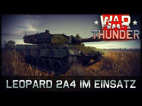 Leopard 2A4 im