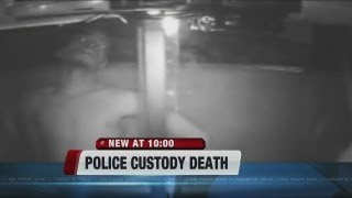 Death in police custody ruled homicide