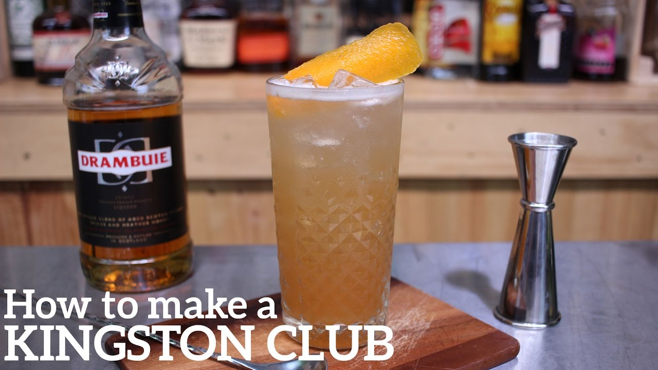 Kingston Club tail Recipe - MUST TRY!! - YouTube on