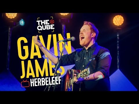 Gavin James in The Qube