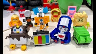 New Transformers BotBots Toys - We picked our FAVORITE Mini Transformers Surprise Toys