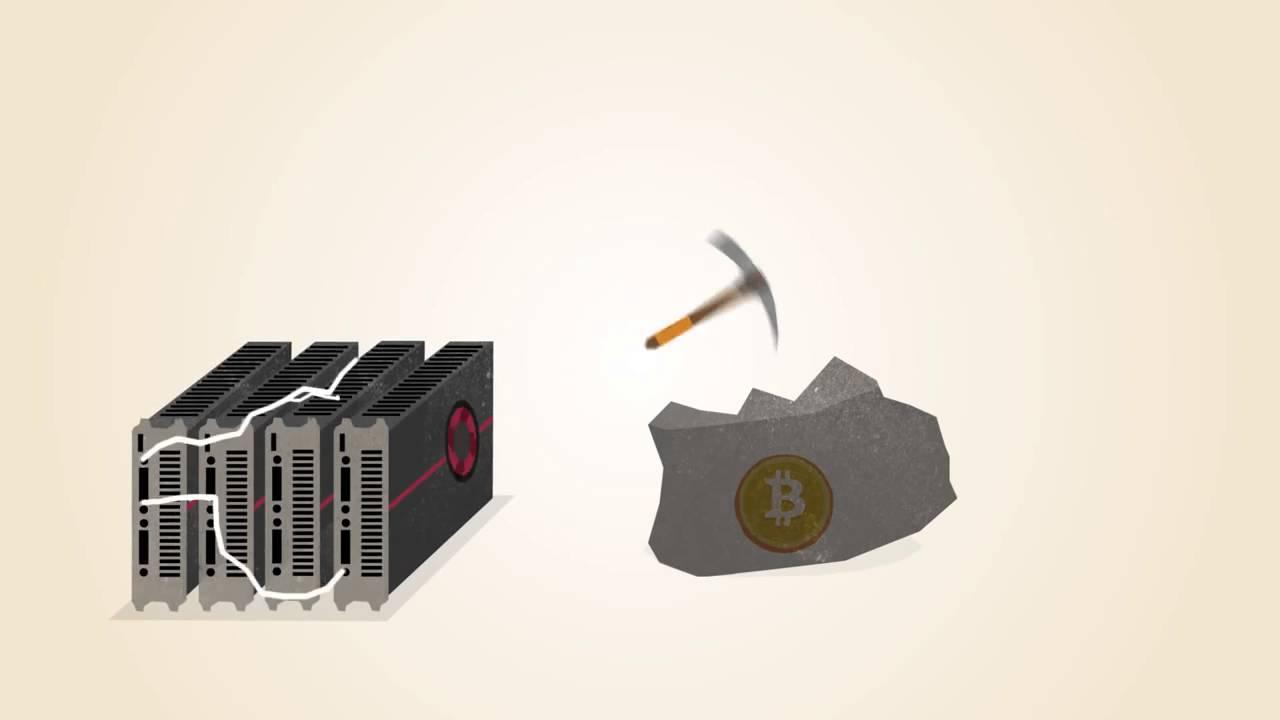 Bitcoins Schürfen