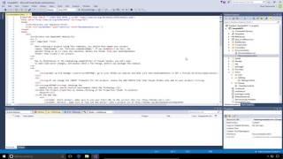 dnn9 series video 12 c mvc module project overview