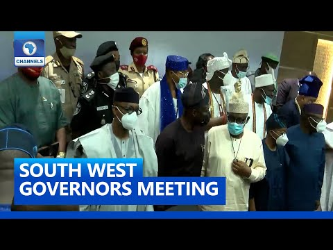 South West Govs In Support NEC's Decision On Forest Management – Akeredolu