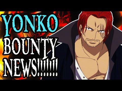 YONKO Bounty News!!!