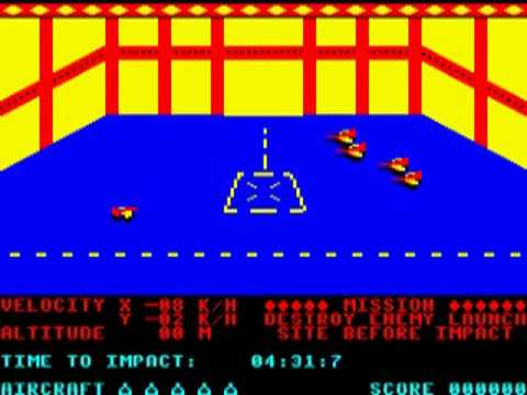 Raid Over Moscow ~ BBC Micro