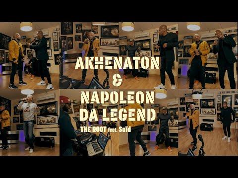 Youtube: Napoleon da Legend Feat Akhenaton & Saïd – The Root – Prod By Akhenaton (Teaser Video)
