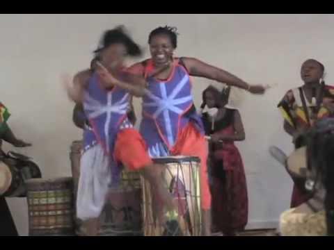 Nat Turner Afrikan Insurrection Muzikal in Philadelphia, PA  8/21/10