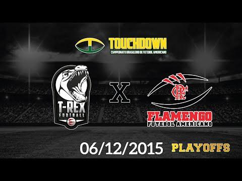 T - Rex X Flamengo F.A